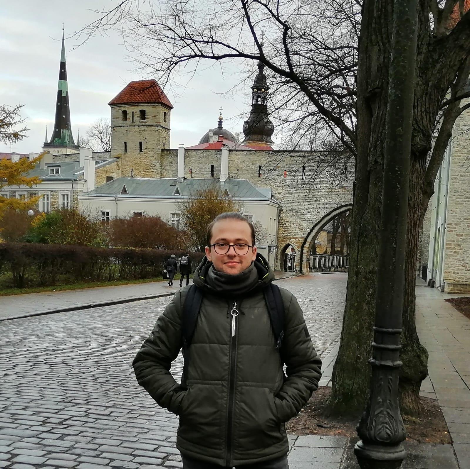 cagatay cay turkey solidarity corps eesti estonia hoolekandeteenused