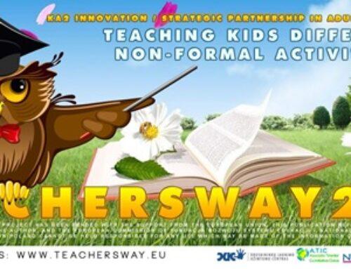 #TeachersWay2020- õpetame teisiti