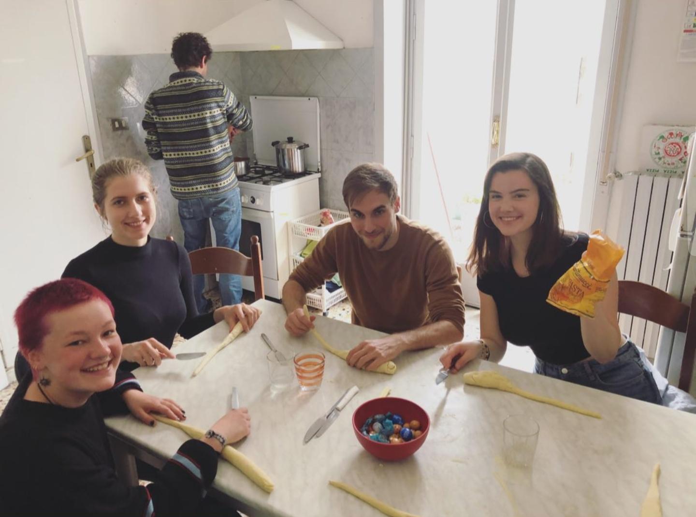 esc volunteer itaalia italy eliisa ellen vabatahtlik eesti