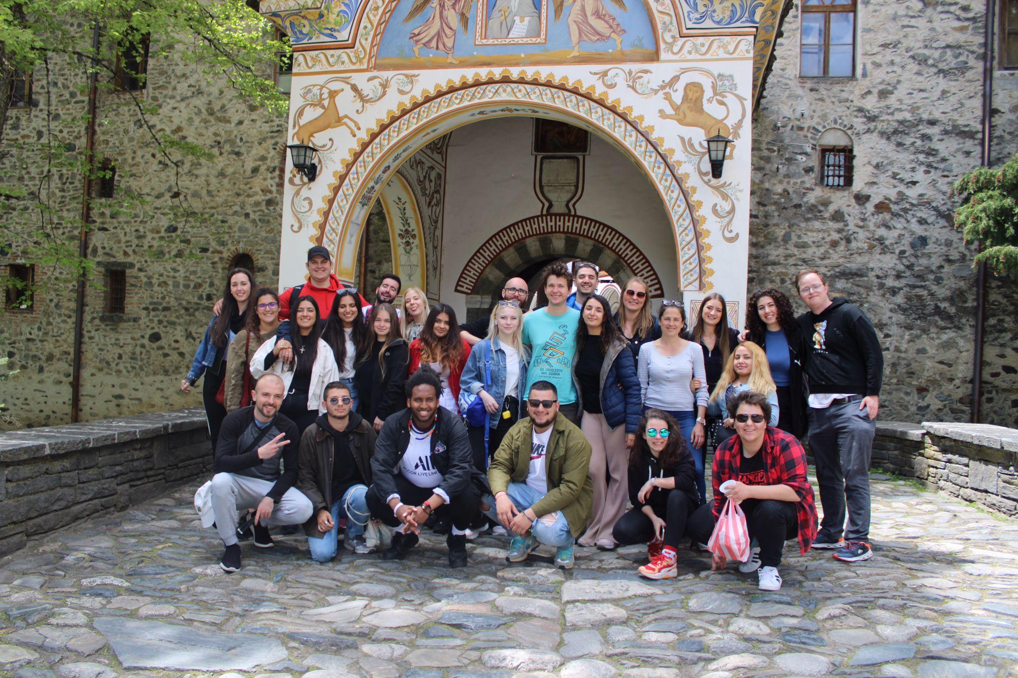 nooretevahetus youth exchange nyh bulgaria bulgaaria EU