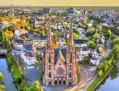 TRAINING COURSE IN STRASBOURG – CALL FOR PARTICIPANTS