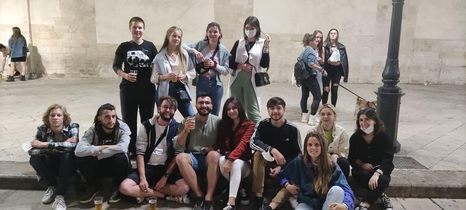esc volunteer italy itaalia anna katariina vabatahtlik eesti hope