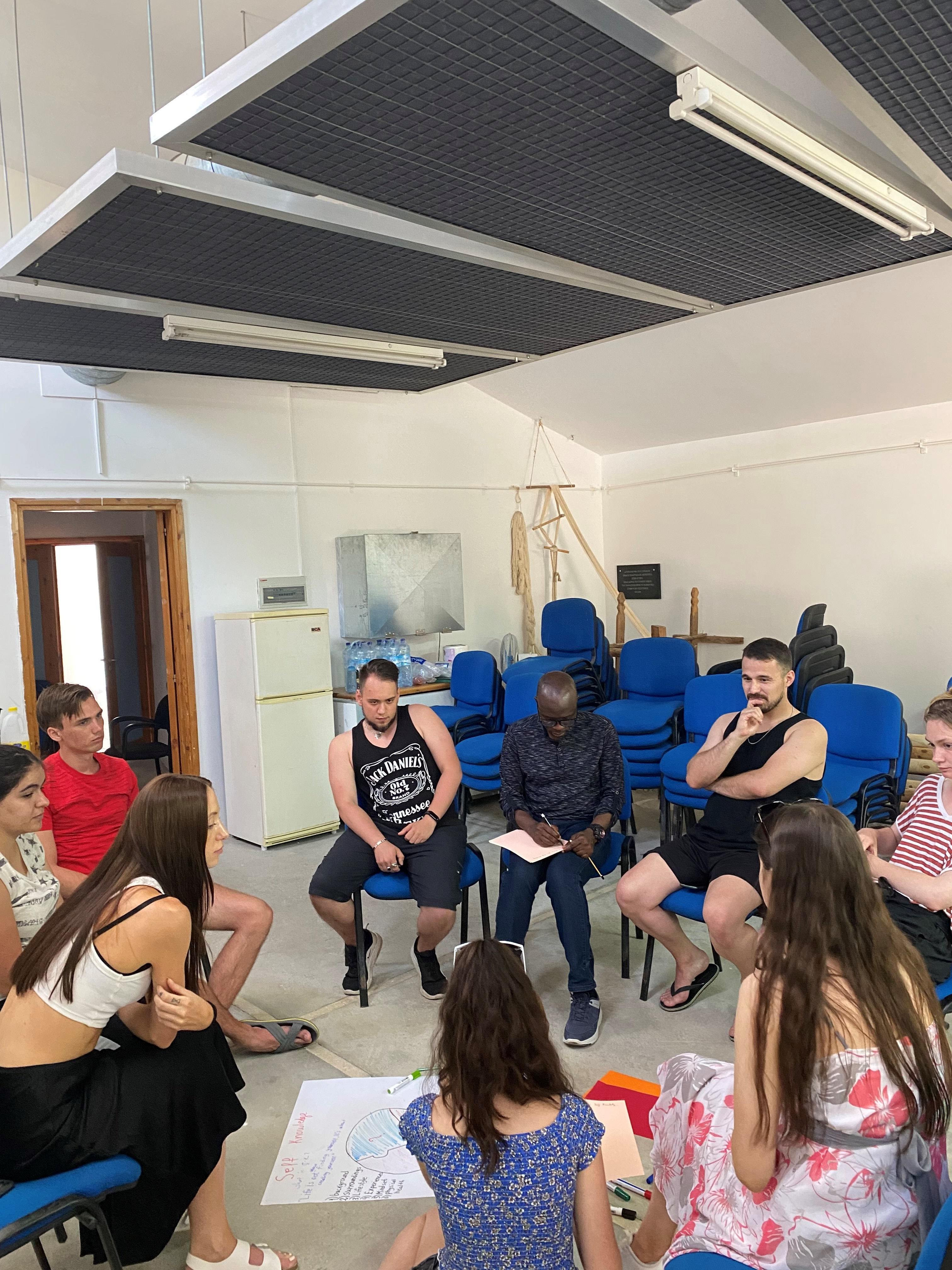 koolitus training course nyh cyprus kupros out of the box