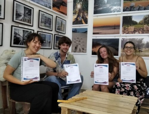 Connecting The CommUnity – Kalli Kolberg – 2 Months Volunteering in Italy