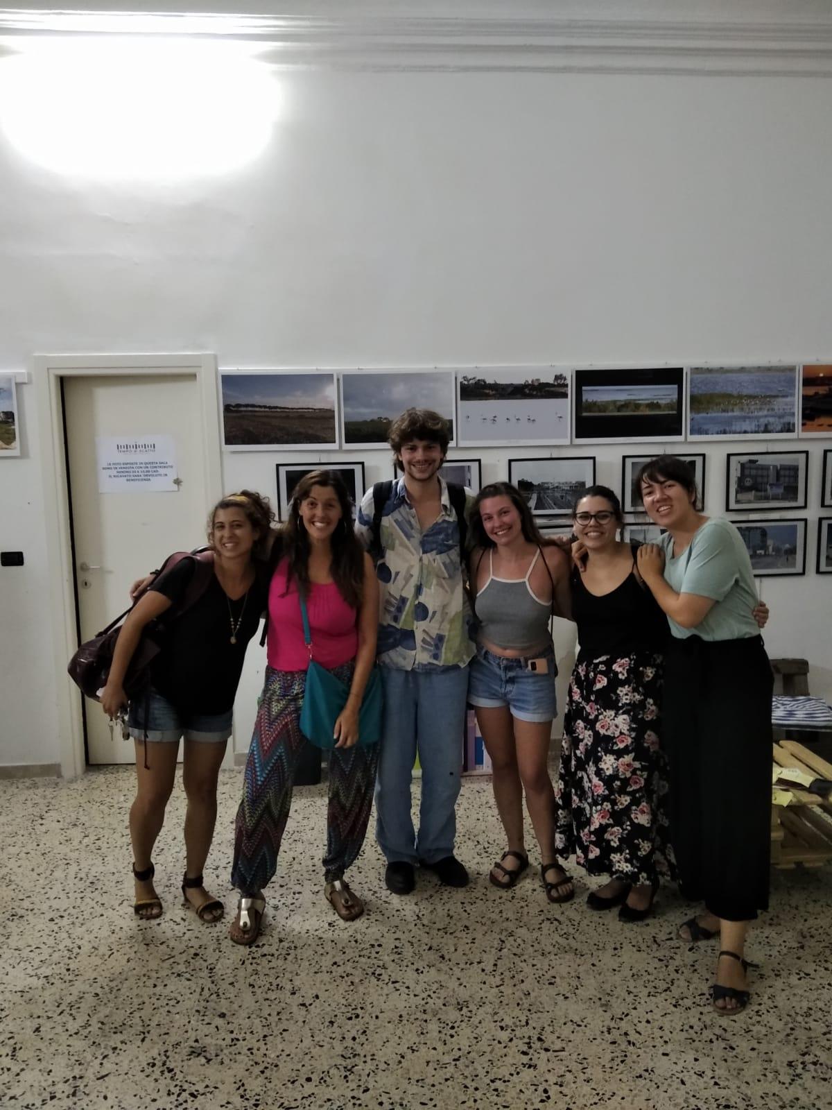 esc volunteer italy itaalia kalli kolberg vabatahtlik eesti