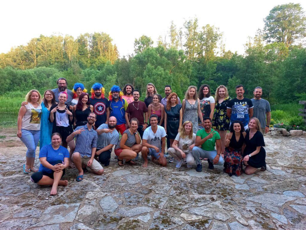 koolitus training course nyh estonia eesti trainers stot