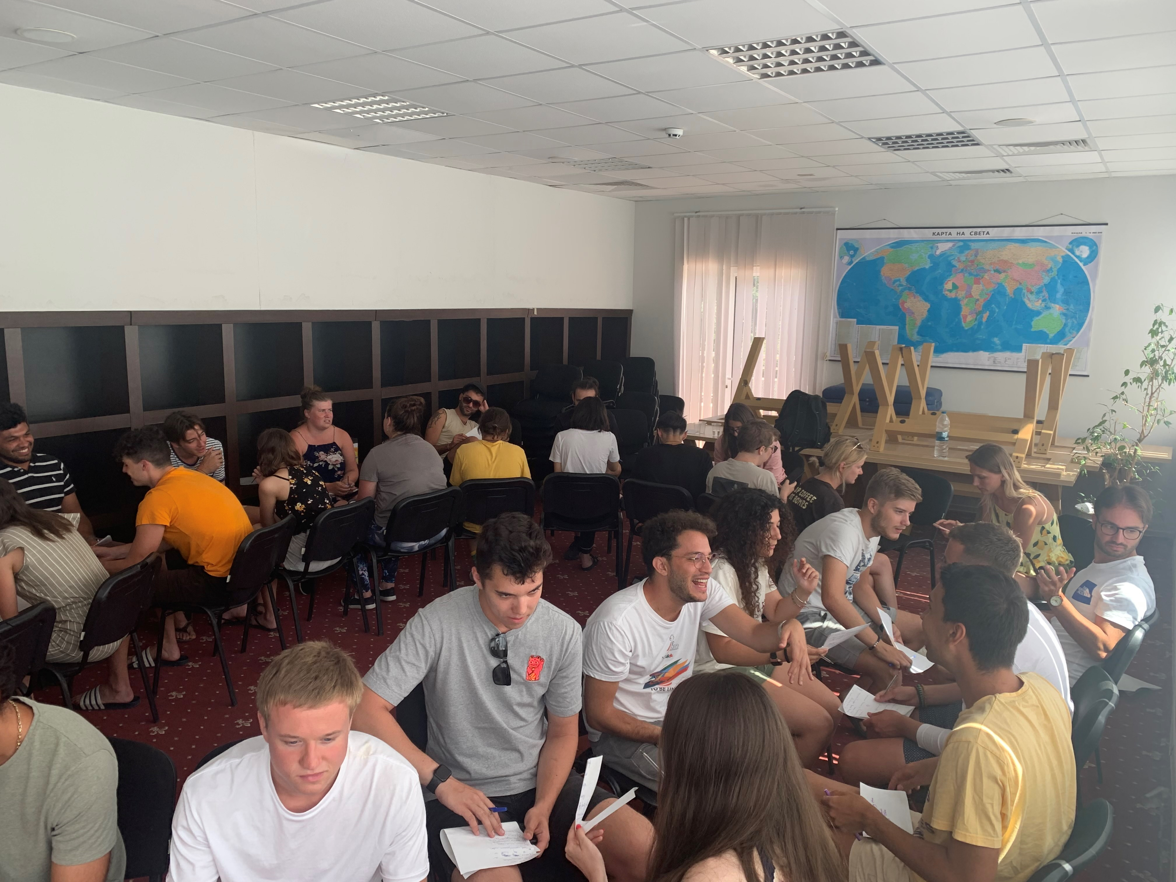 nooretevahetus youth exchange nyh bulgaria bulgaaria