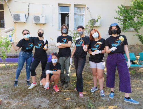 Summer Solidarity Shots – Annika Peterson – 2 Months Volunteering in Greece