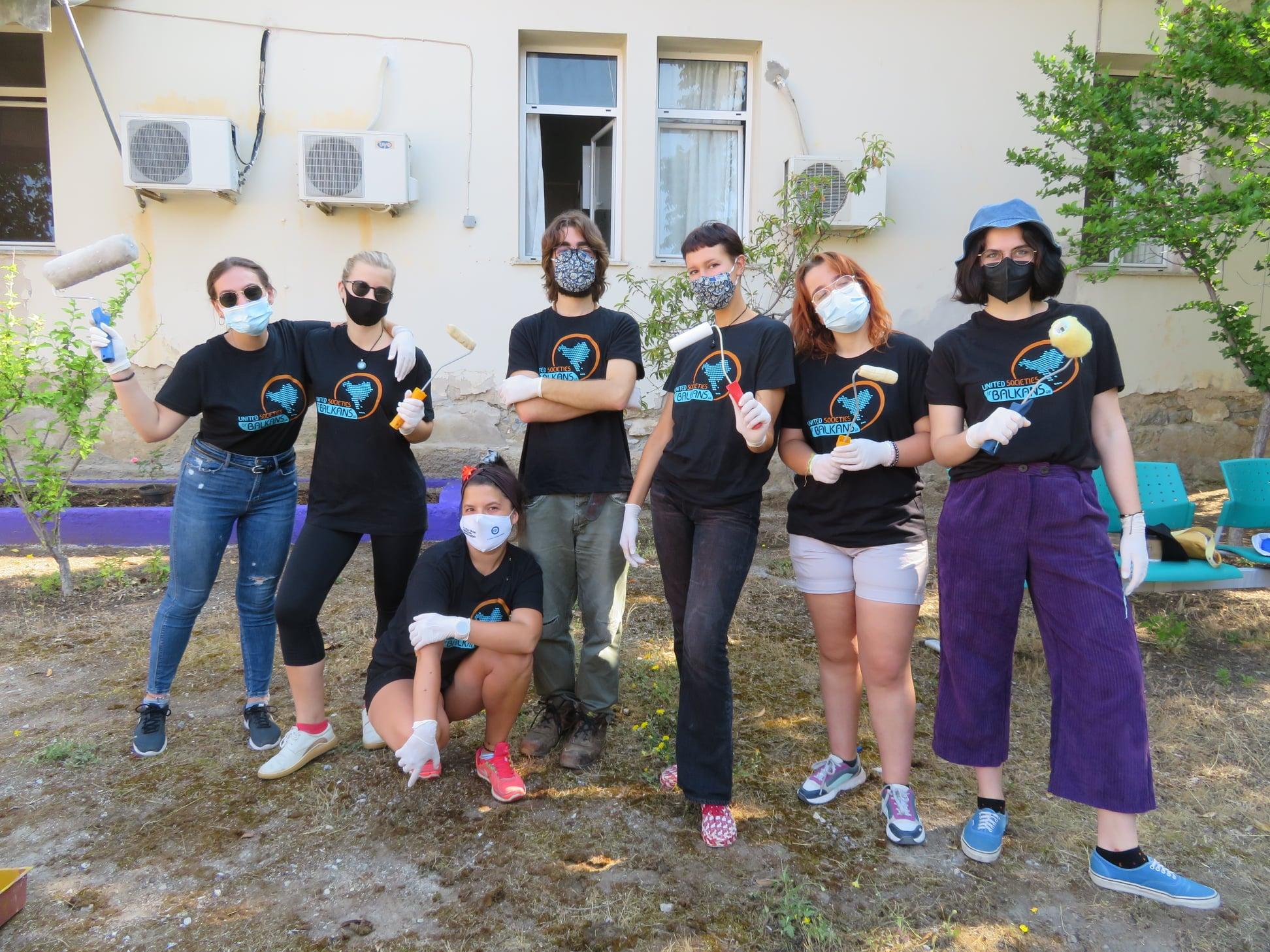 esc volunteer kreekas greece annika peterson vabatahtlik eesti