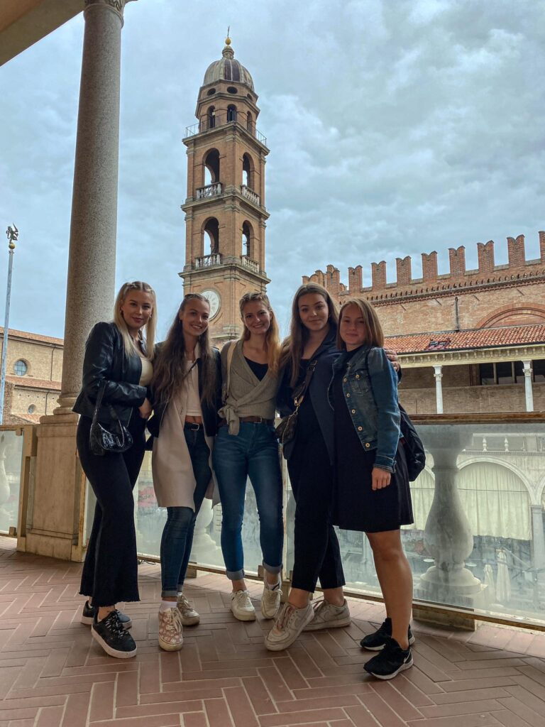 nooretevahetus youth exchange nyh italy itaalia bridges