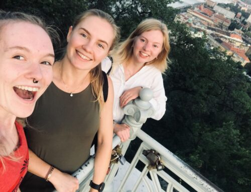 Your Passion, Your Career Youth Exchange – INTERVIEW WITH ELISABETH, MADLI AND ELISABETH