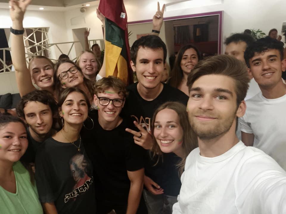 nooretevahetus youth exchange nyh ungari hungary career