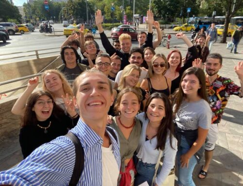 R5 Tree Youth Exchange – INTERVIEW WITH HEDY, DANILA AND ANNIKA