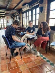 koolitus training course nyh spain hispaania media