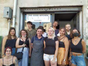 esc volunteer itaalia italy kristi tobreluts vabatahtlik eesti