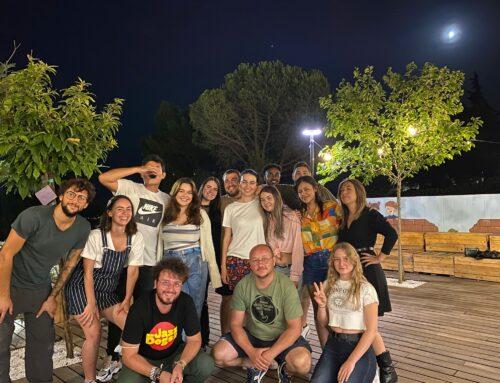 Solidarity Overcomes Solitude – Annabelle Burova – 1 Month Volunteering in Italy