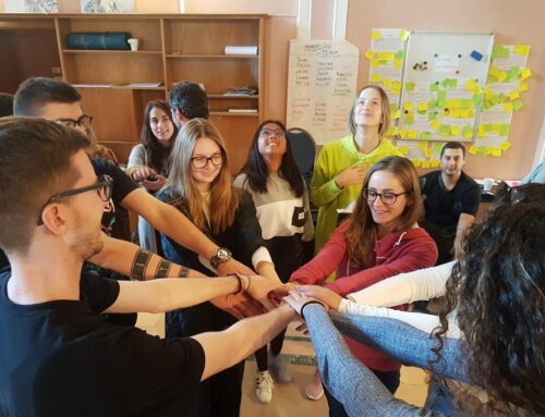Youth Journey to Politics Training Course – INTERVIEW WITH ANNA, SIGNE AND KLEIO